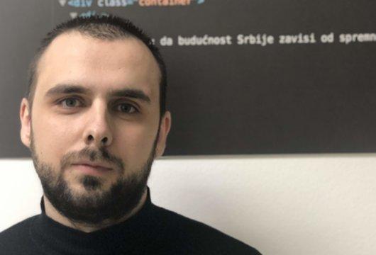 Svi putevi su vodili ka državnoj službi, ali je Ninoslav odlučio da živi svoj san