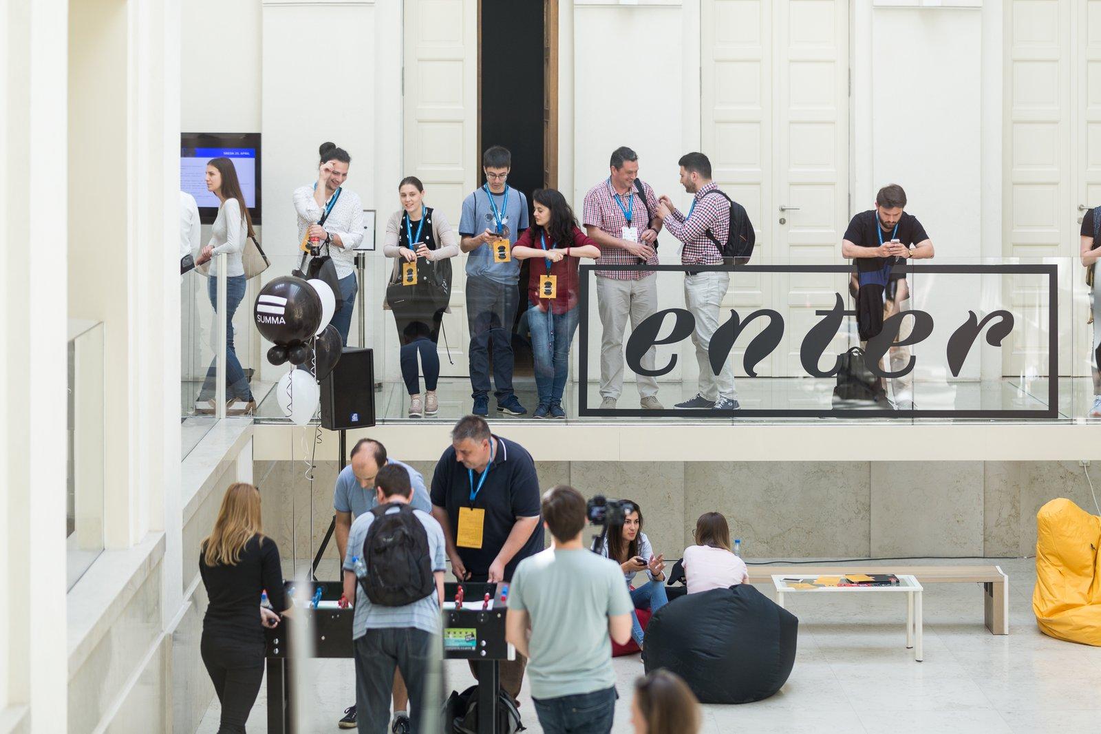 Agilne metodologije, razvoj karijere i web development u fokusu treće po redu ENTER konferencije